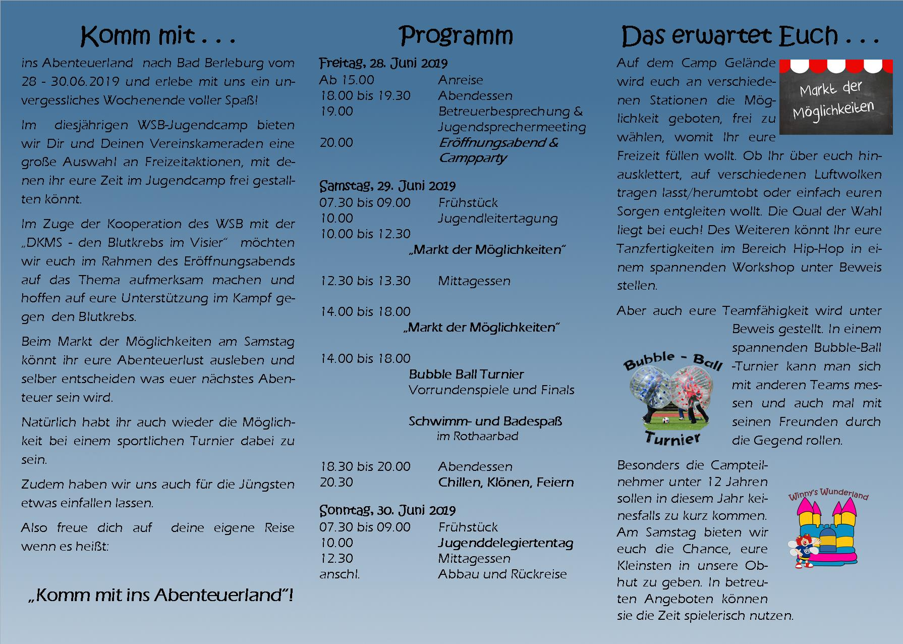 2019 Camp Flyer Berleburg innen